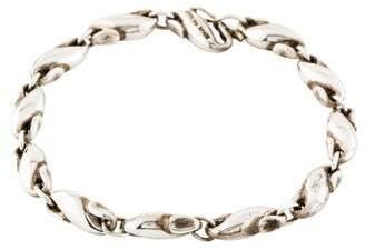Tiffany & Co. Seahorse Link Bracelet