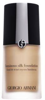 Giorgio Armani Luminous Silk Foundation/1 oz. $64 thestylecure.com
