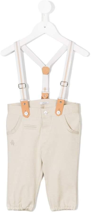 Le Bebé Enfant suspender trousers