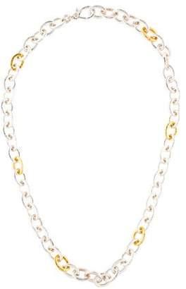 Gurhan Two-Tone Galahad Chain Necklace