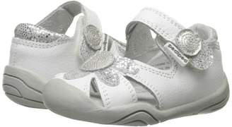 pediped Daisy Grip 'n' Go Girl's Shoes