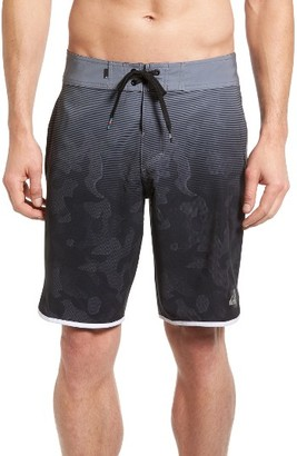 Men's Quiksilver Shore Scallop Board Shorts $55 thestylecure.com