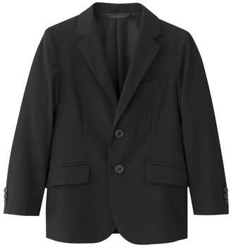 GU (ジーユー) - (GU)テーラードジャケット BLACK 110