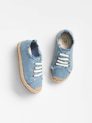 Gap Chambray Espadrille Sneakers