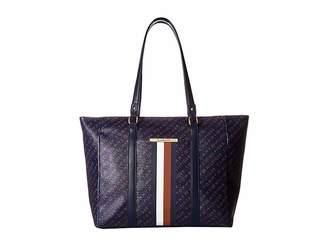 Tommy Hilfiger Dacia Tote Top Zip Top-Zip Handbags