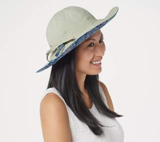 San Diego Hat Co. Sun Brim Hat with Novelty Print