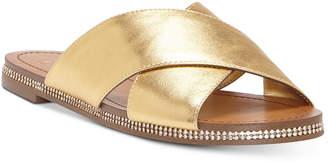 Jessica Simpson Brinella Slide Sandals Women's Shoes