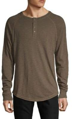 Vince Cotton Henley