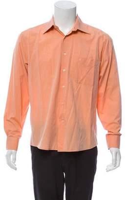 Balmain Button-Up Dress Shirt