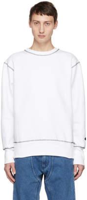 Eytys White Lennox Sweatshirt