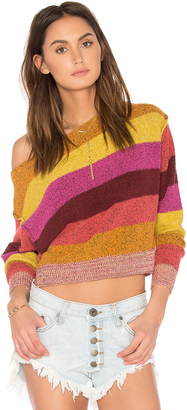 Free People Candyland Pullover $98 thestylecure.com