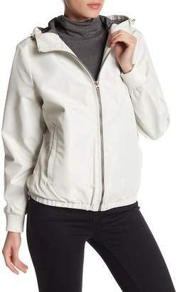 G Star RAW Hooded Zip Up Windbreaker $240 thestylecure.com