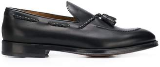 Doucal's tassel detail loafers