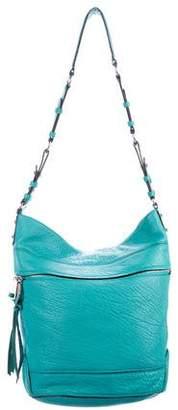 Rebecca Minkoff Pebbled Leather Bucket Bag
