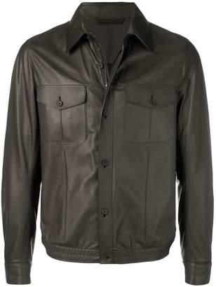 Ermenegildo Zegna shirt jacket