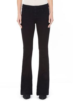 Alice + OliviaAlice + Olivia Stacey Bell Five-Pocket Jeans