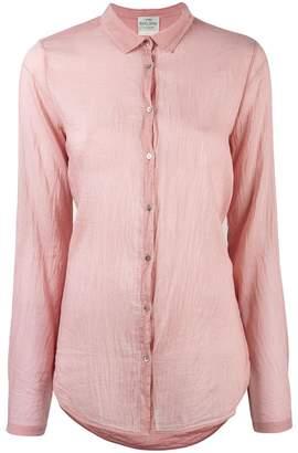 Forte Forte crinkle-effect blouse