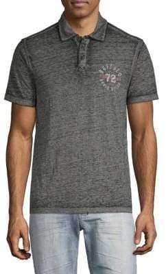 Buffalo David Bitton Naamy Short-Sleeve Polo