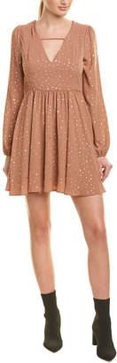 BCBGeneration Star A-Line Dress