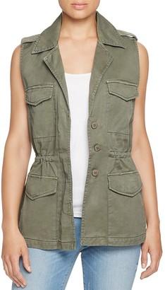 Sanctuary Gigi Military Vest $139 thestylecure.com