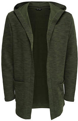 ONLY & SONS Noki Hooded Cardigan
