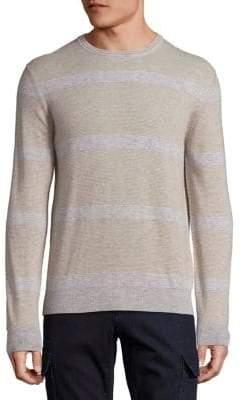 Saks Fifth Avenue Cashmere Colorblock Sweater