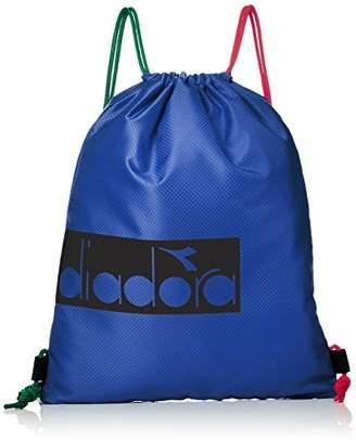Diadora (ディアドラ) - [ディアドラ]DTB8643 ランドリーバッグ ブルー