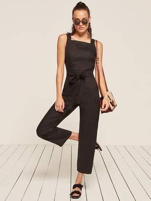 Reformation Clearwater Jumpsuit