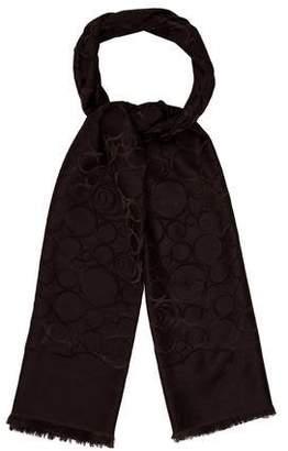 Damiani Printed Silk Scarf
