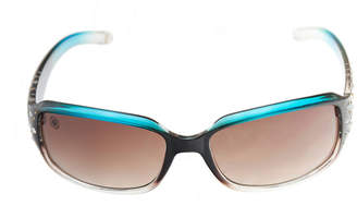 Nicole Miller Nicole By Womens Full Frame Rectangular UV Protection Sunglasses