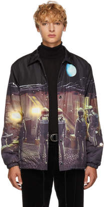 Undercover Black 2001: A Space Odyssey Jacket