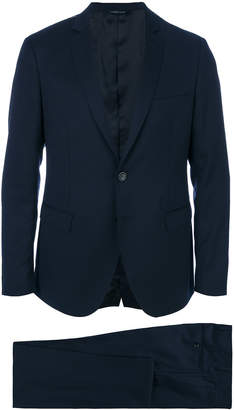 Tonello tailored V-neck suit