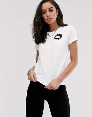 25181b03 Karl Lagerfeld Paris T Shirts For Women - ShopStyle Australia