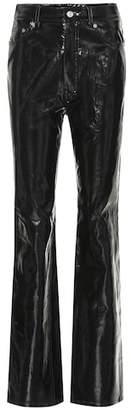 Helmut Lang Patent leather pants