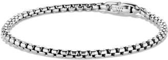 David Yurman 'Chain' Medium Box Chain Bracelet