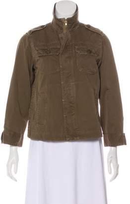 Current/Elliott Military Short Jacket