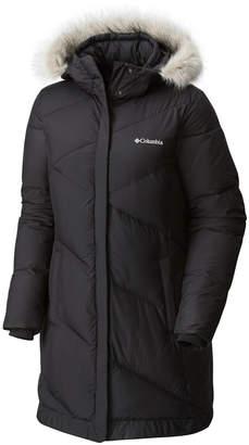 Columbia Snow Eclipse Faux-Fur Hood Coat