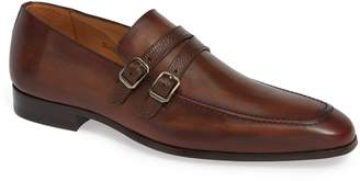 Mezlan Callas Double Buckle Loafer