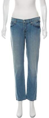 7 For All Mankind Seven Low-Rise Josefina Jeans w/ Tags