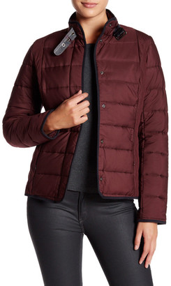 Barbour Straiton Quilt Jacket $299 thestylecure.com