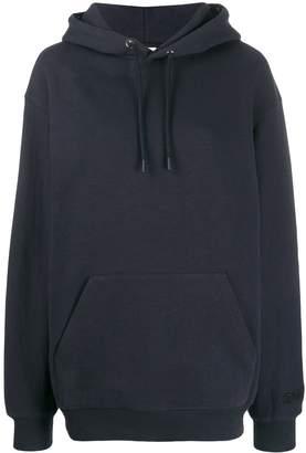 Reebok x Victoria Beckham oversized logo hoodie