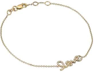 Sydney Evan Love Script Bracelet