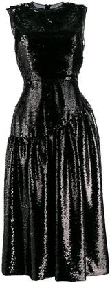 Simone Rocha sequin midi dress