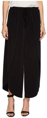 1 STATE 1.STATE Wide Leg Envelope Hem Pants Women's Casual Pants