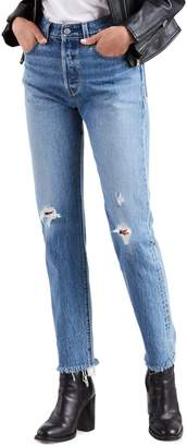 Levi's 501 Truth Unfolds High-Rise Jeans