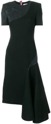 Thom Browne Crepe Pencil Dress