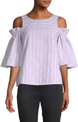 Paul & Joe Sister Women's Mignon Cold-Shoulder Top