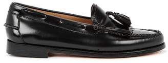 G.H. Bass & Co Esther Kiltie Fringed Leather Loafers