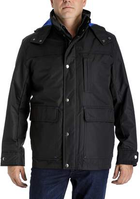 London Fog Tower By Men's Tower by 3-in-1 Hooded Parka