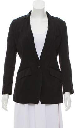 Giada Forte Notched-Lapel Casual Blazer w/ Tags